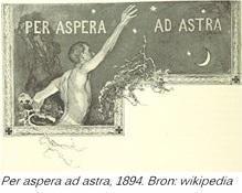 Per aspera ad astra,1894 wikipedia